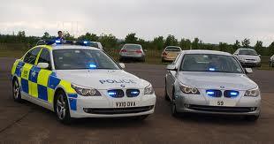 BMW 530d police
