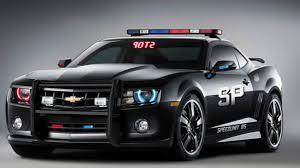 Chevrolet Camaro police