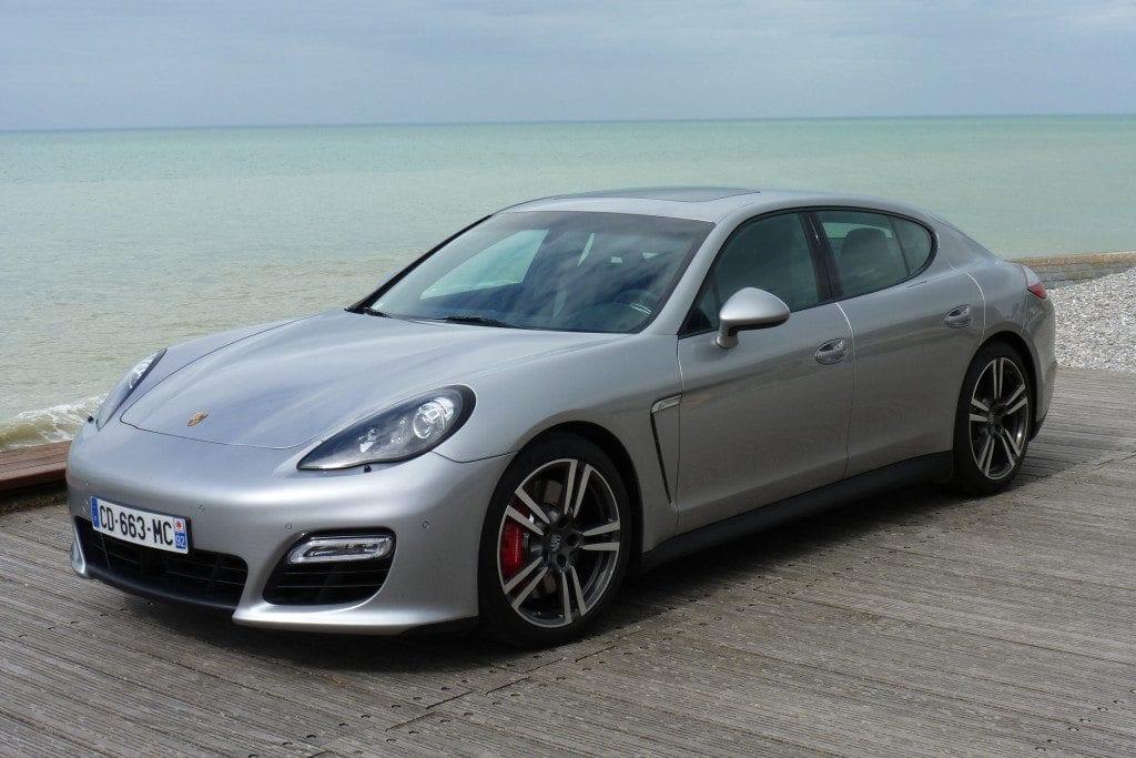 Porsche Panamera 4.8 V8 Turbo