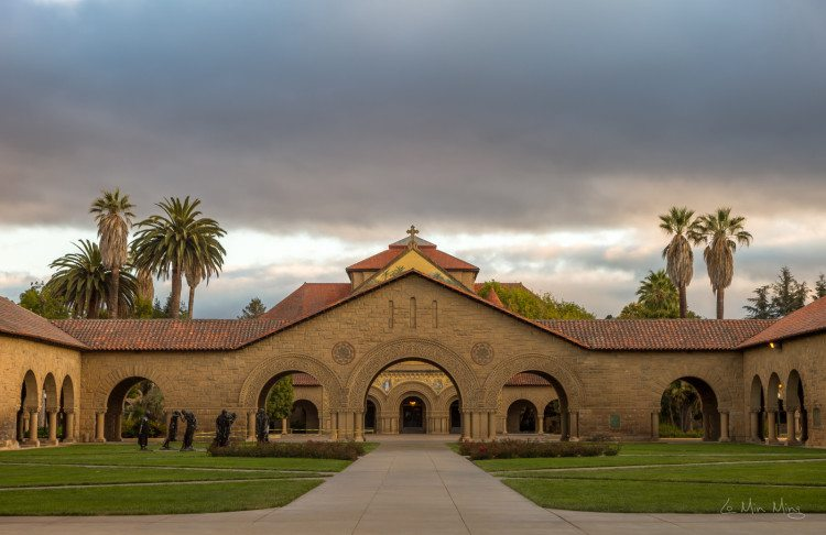 Stanford University Main Quad 2